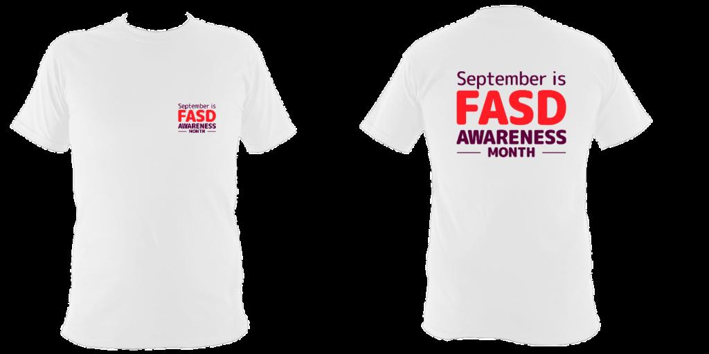 FASD Awareness Month – Children's (LIGHT COLOURS)